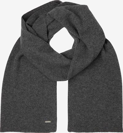 DreiMaster PREMIUM Sjaal in de kleur Antraciet, Productweergave