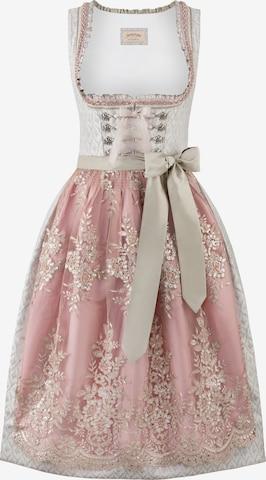 STOCKERPOINT Dirndl 'Amelie' in Pink