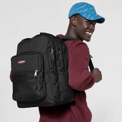 EASTPAK Backpack in Black: Frontal view