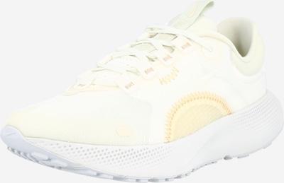 NIKE Zapatillas de running en beige claro / amarillo pastel, Vista del producto