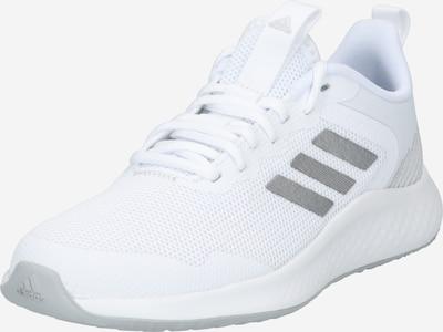 ADIDAS PERFORMANCE Laufschuh in grau / weiß, Produktansicht