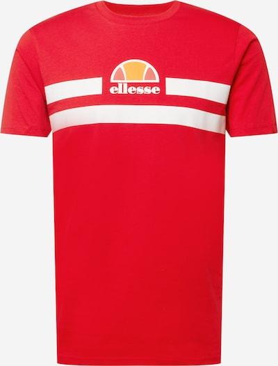 ELLESSE Tričko 'Aprela' - oranžová / červená / biela, Produkt