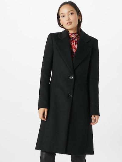PATRIZIA PEPE Manteau mi-saison en noir, Vue avec modèle