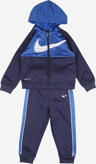 Nike Sportswear Traje para correr en navy / azul real / blanco, Vista del producto