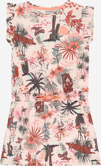 GARCIA Kleid in grau / pink / rosa / rot / schwarz, Produktansicht