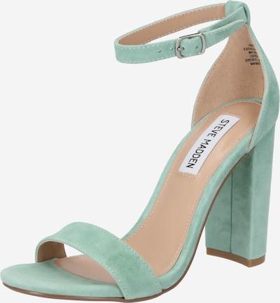 STEVE MADDEN Sandalen met riem in de kleur Beige / Mintgroen, Productweergave