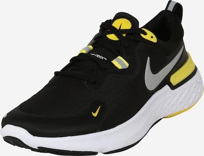 Bėgimo batai 'REACT MILER' iš NIKE , spalva - geltona / juoda / balta, Prekių apžvalga