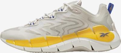 Reebok Sport Sporta apavi 'Zig Kinetica II', krāsa - karaliski zils / balts, Preces skats