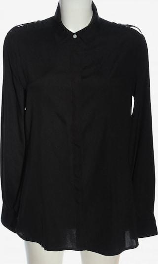 Witty Knitters Hemd-Bluse in M in schwarz, Produktansicht