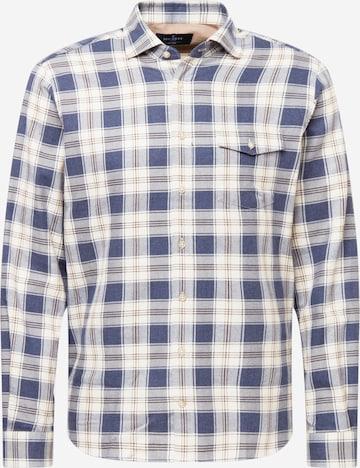 Camicia di Hackett London in blu