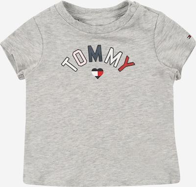 TOMMY HILFIGER Shirt en dunkelblau / grau / rosa / rot, Vue avec produit