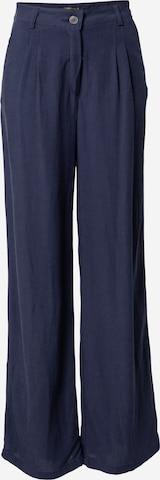 DeFacto Voltidega püksid, värv sinine