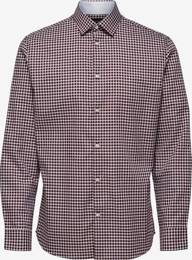 SELECTED HOMME Overhemd in de kleur Rood / Wit, Productweergave