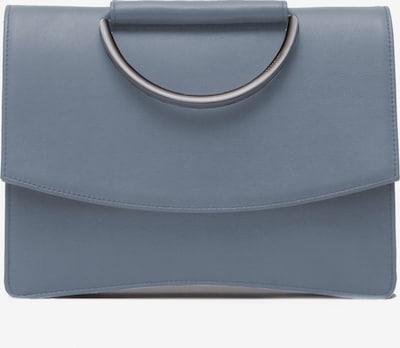 Gretchen Schultertasche 'Oyster Clutch Three' in blau, Produktansicht
