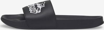 PUMA Mule 'Leadcat FTR BB' en noir / blanc, Vue avec produit