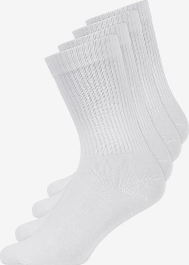 SNOCKS Tennissocken in weiß, Produktansicht
