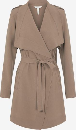 OBJECT Manteau mi-saison 'Annlee' en beige foncé, Vue avec produit