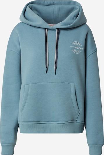 Femi Stories Sweatshirt 'AURENA' in de kleur Pastelblauw / Wit, Productweergave