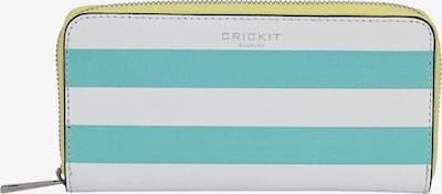 Crickit Portemonnaie 'Dalia' in grün, Produktansicht