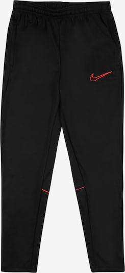 NIKE Sporthose in rot / schwarz, Produktansicht