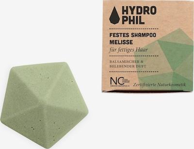HYDROPHIL Haarshampoo 'Melisse Festes' in grün, Produktansicht