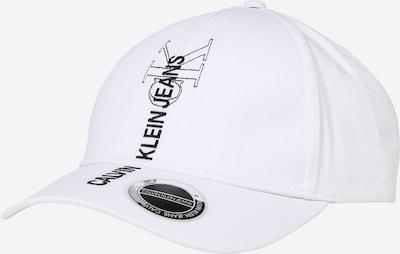 Calvin Klein Jeans Čiapka - čierna / biela, Produkt