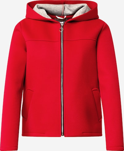 Amber & June Between-season jacket in Red, Item view