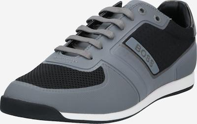 antracit / kő BOSS Rövid szárú edzőcipők 'Glaze', Termék nézet