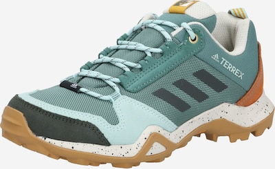 ADIDAS PERFORMANCE Low shoe 'TERREX AX3' in opal / cognac / petrol, Item view