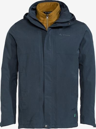 VAUDE Outdoor Jacket 'Rosemoor' in marine blue / Honey, Item view
