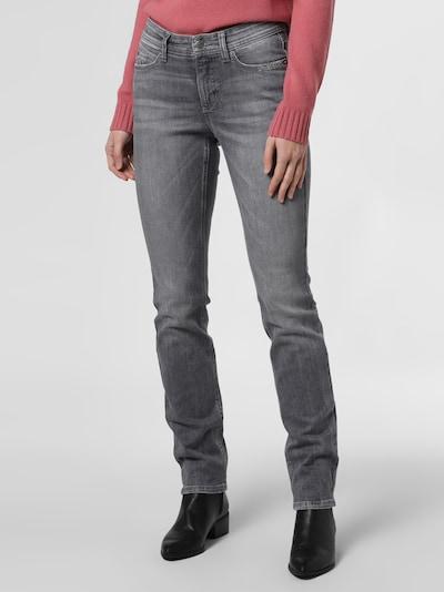Cambio Jeans  'Parla ' in grau, Modelansicht
