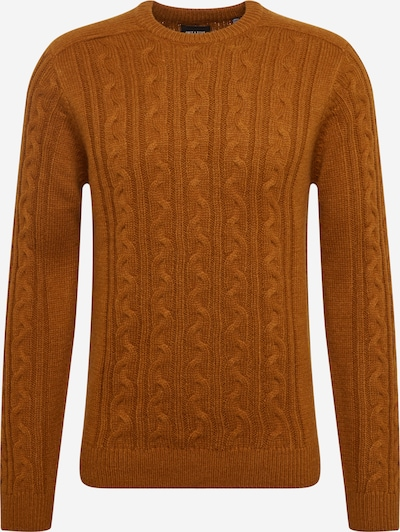Only & Sons Pullover 'KEVIN' in karamell, Produktansicht