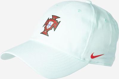Șapcă sport 'Portugal' NIKE pe mentă / roșu, Vizualizare produs