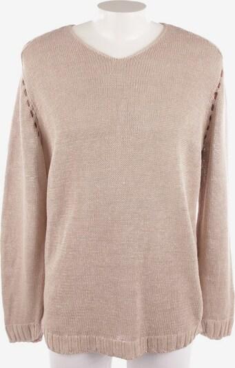 HUGO BOSS Pullover in M in creme, Produktansicht