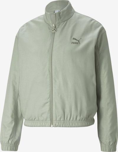 PUMA Jacke in pastellgrün, Produktansicht