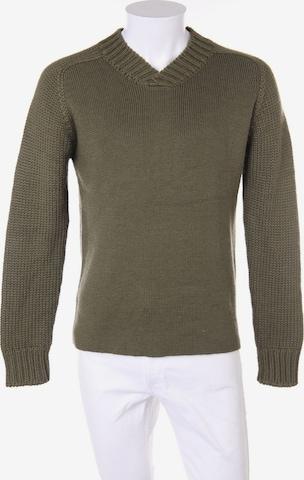 H&M Pullover in M in Grün