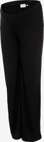 Pieces Maternity Pants 'Molly' in Black