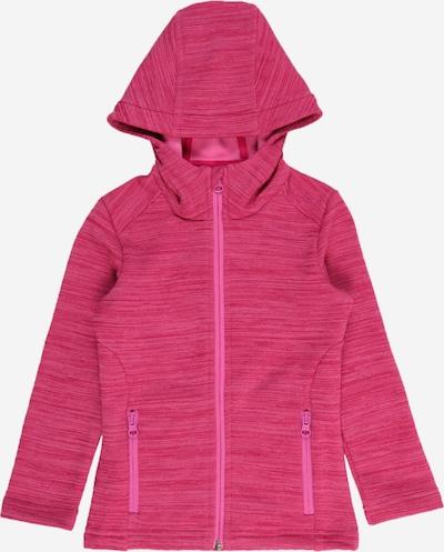 CMP Veste en polaire fonctionnelle en rose / rose clair, Vue avec produit