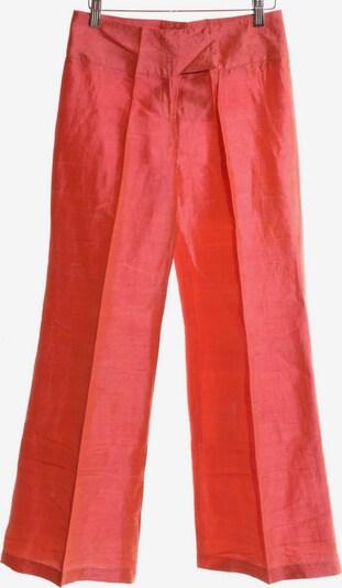 Nicowa Bundfaltenhose in XS in rot, Produktansicht