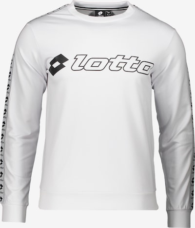 LOTTO Sweatshirt in weiß, Produktansicht