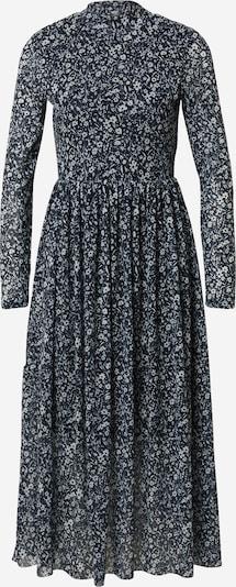 TOM TAILOR DENIM Kleid in azur / taubenblau, Produktansicht