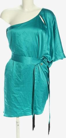 Fashion One-Shoulder-Kleid in M in Grün