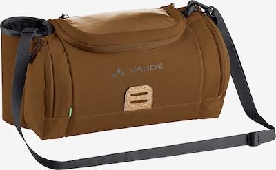 VAUDE Sporttasche  ' eBox ' in braun / grau / schwarz, Produktansicht