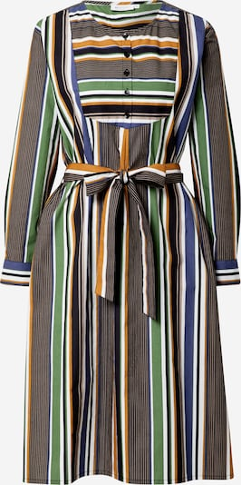 Masai Jurk 'Ninon' in de kleur Beige / Safraan / Groen / Zwart / Wit, Productweergave