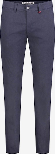 MAC Bandplooibroek in de kleur Navy, Productweergave