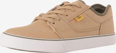 DC Shoes Sneaker 'Tonik' in hellbraun / oliv, Produktansicht