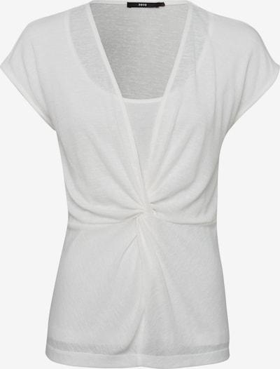 zero Shirt in weiß, Produktansicht