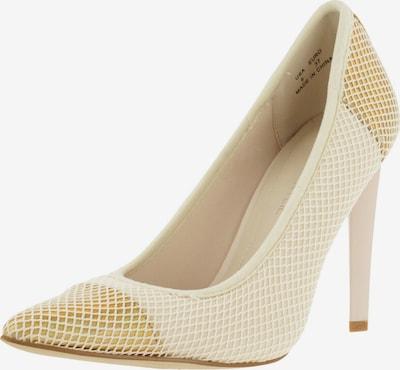 KENDALL + KYLIE Heel 'OWEN' in beige: Frontalansicht