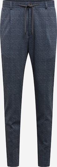 JOOP! Hose 'Eames' in dunkelblau / schwarz, Produktansicht