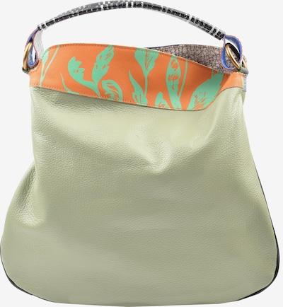 ebarrito Henkeltasche 'CORINTO EBY BAG' in grün / orange, Produktansicht
